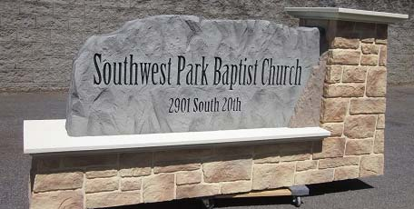 wholesale sign monuments and other dimensional signs