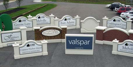 financing leasing large sign monument projects